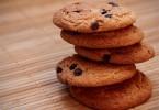 Низкокалорийные овсяные печенья