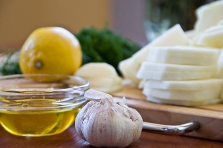 очистить сосуды от холестерина чеснок лимон