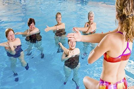 аквааэробика на сколько можно похудеть за месяц