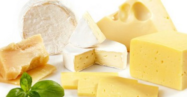 Таблица калорийности сыра