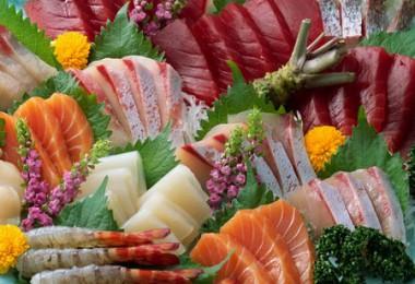 Таблицы калорийности рыбы и морепродуктов