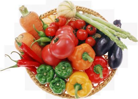 Таблицы калорийности овощей, заготовок и зелени