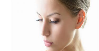 Облик привлекательной женщины: лицо