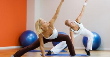 фитнес-аэробика