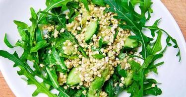 Что такое зеленая гречка и почему она позеленела?