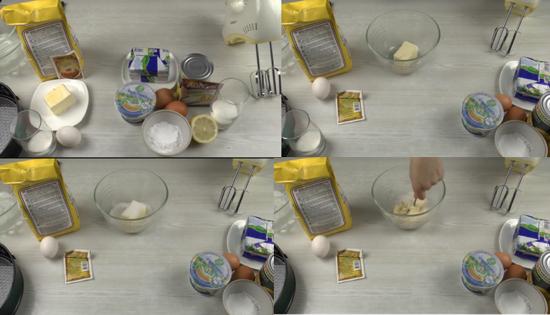 Творожный пирог с персиками консервированными: рецепт с фото