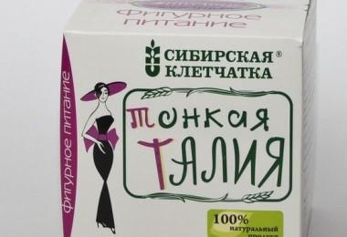 Помогает ли сибирская клетчатка для похудения
