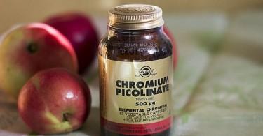 Что говорят о пиколинате хрома для похудения?