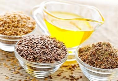 Мука из семян льна для похудения
