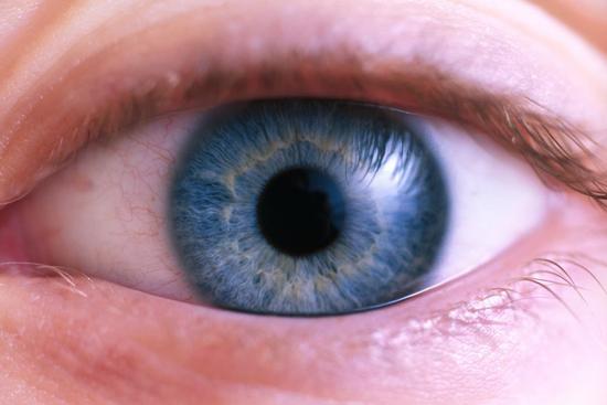 Тест на признаки сухости глаз