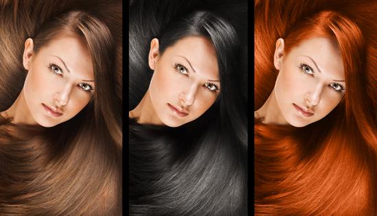 Как узнать какой мне подойдет цвет волос