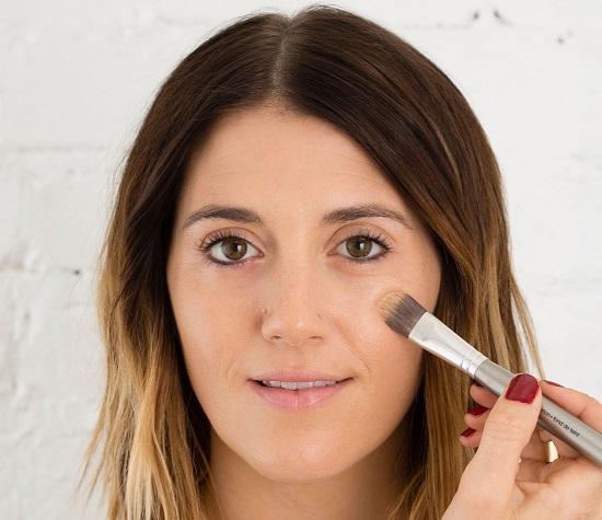 Пошаговое описание нанесения макияжа для лица