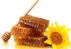 Чем полезен мед в сотах?