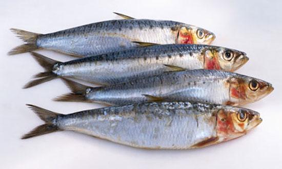 Еще одним натуральным источником цианокобаламина является рыба.