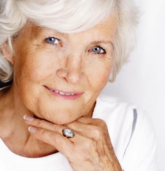 Пожилая женщина оргазм