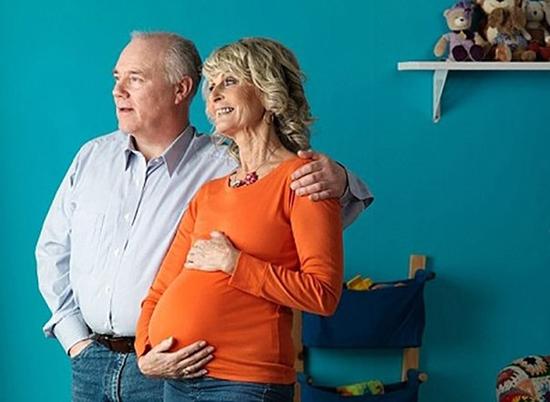 Беременность в 60 лет возможно ли