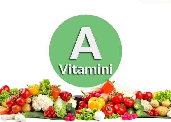 En Çok Hangi Besinlerde A Vitamini Bulunur