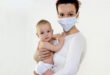 Ангина при беременности 1