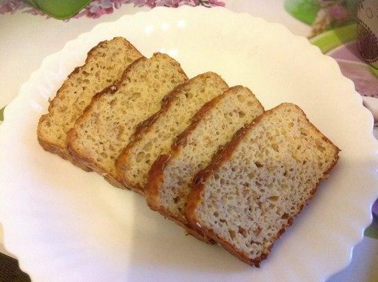 Вкусный хлеб по Дюкану: рецепт с рекомендациями