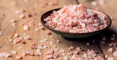 Полезные свойства гималайской соли