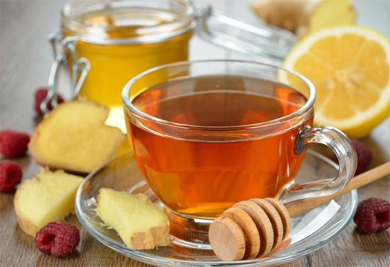 Корень имбиря с лимоном и медом – известное лекарство