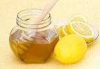 Лимон и мед: полезные свойства