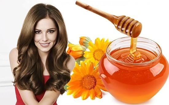 Чем мед поможет волосам?