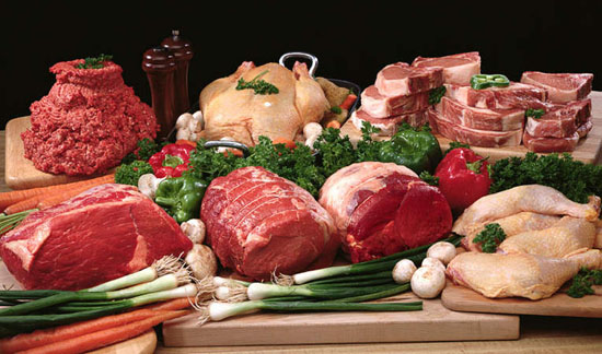 Какие же продукты мясного происхождения содержат витамин в 12 (на 100 г) в самых больших объемах?