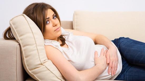 Судороги в животе при беременности