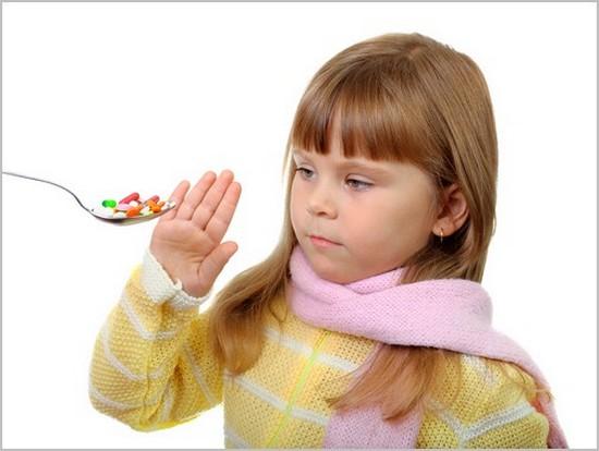 Какие антибиотики назначают детям?