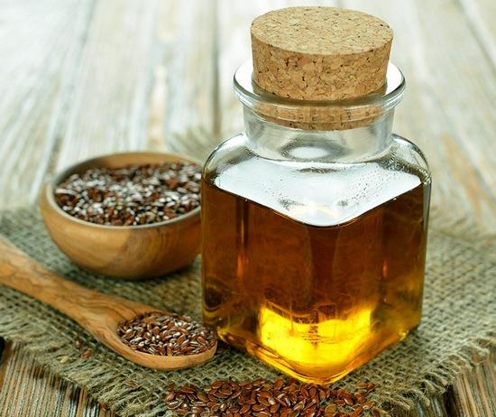 масло льняное для снижения холестерина