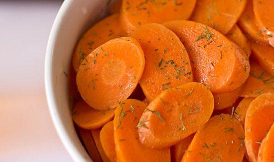 Польза вареной моркови