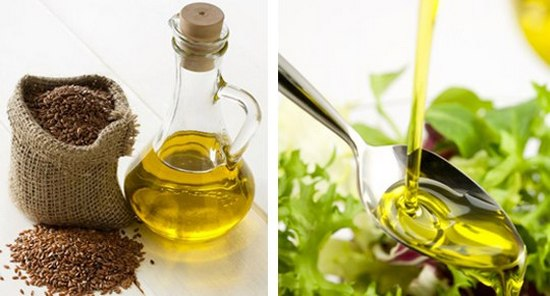 Как грамотно пить льняное масло?
