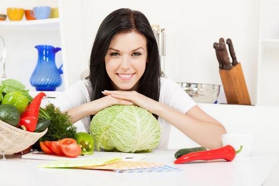 почему капуста помогает бороться с весом