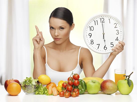 Роль питания в похудении