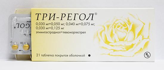 Препараты для лечения симптомов климакса у женщин