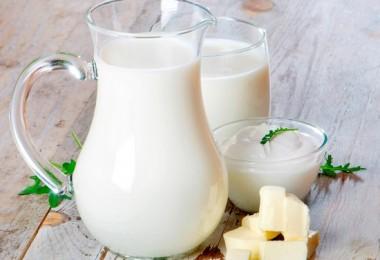Польза молока для организма