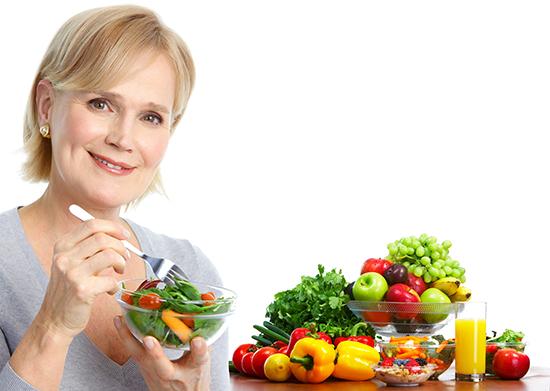 Какие продукты нужно есть при климаксе?