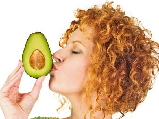 у авокадо калорийность высокая
