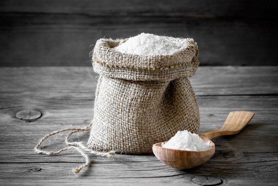 Вред поваренной и морской соли для организма
