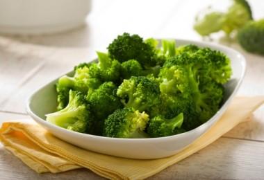 Брокколи в разных видах - калорийность на 1000 грамм