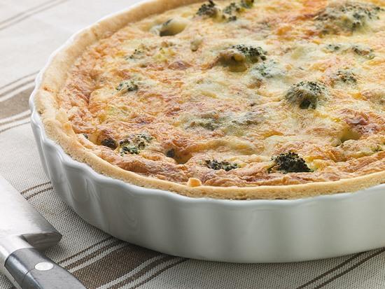 Готовые блюда с брокколи: какой будет их калорийность