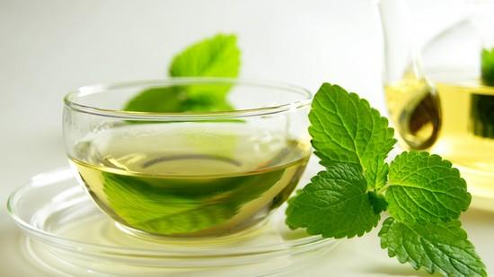 Лосьон для лица с зеленым чаем и мятой