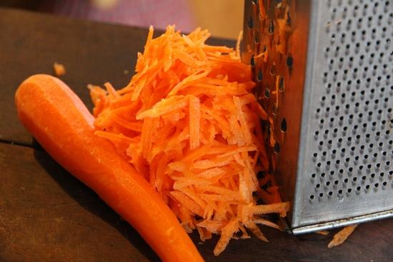 Полезные свойства тертой свежей моркови