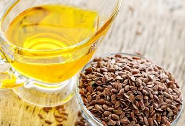 Льняное масло: калорийность 100 грамм, 1 столовой ложки