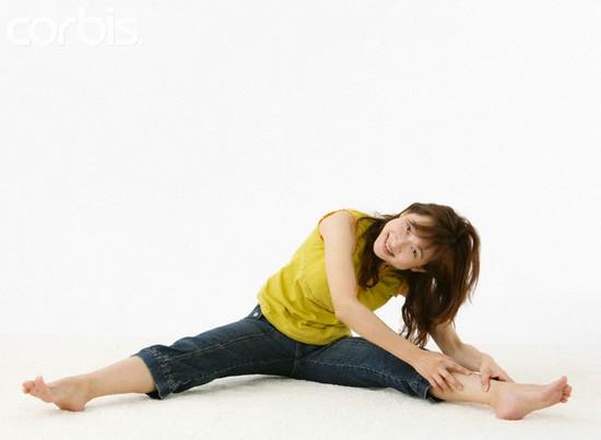 Как удлинить ноги: упражнения