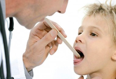 Признаки ангины у детей и взрослых