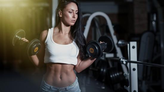 Вода при тренировках для похудения