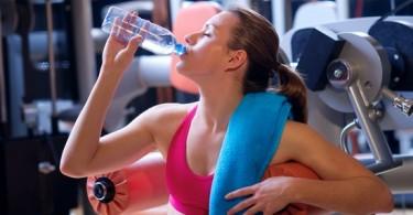 Можно ли и что пить перед, во время и после тренировки для похудения?