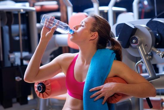 Можно ли пить после тренировки при похудении